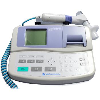 呼吸器機能検査